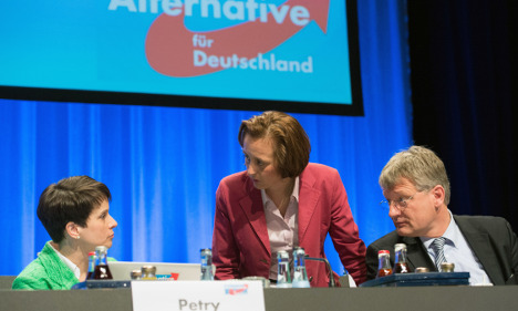 How a Holocaust row threatens to split the AfD apart