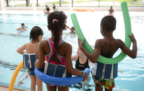 Refugees offered swimming help after spate of drownings