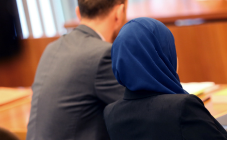 Young Muslim takes on state on headscarf ban and wins