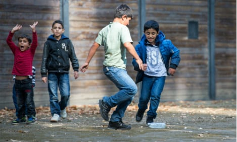 Berliners' 'huge' response to need for refugee guardians
