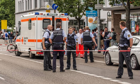 How plainclothes cops caused panic at Munich shooting