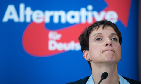 Far-right AfD support sinks to year-low after Brexit vote
