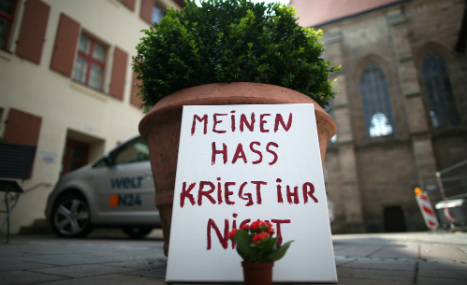 Ansbach bomber 'influenced' by third person: officials