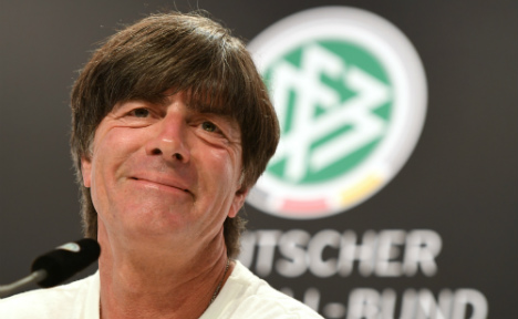 Löw commits himself to future with national team
