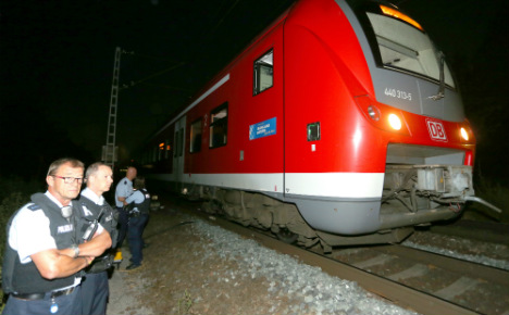 Isis releases video of Bavaria train attacker making threats