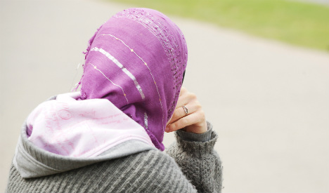Muslim woman brutally attacked in northern Germany
