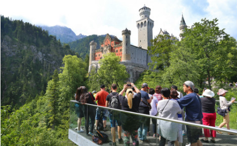 Neuschwanstein: nothing special or 'fit for a princess'?