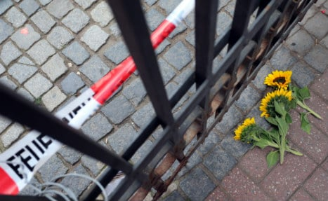 Ansbach suicide bomber was interviewed by Bulgarian TV