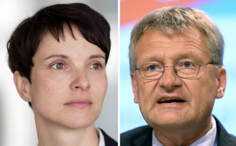 Right-wing AfD splits apart in anti-Semitism row