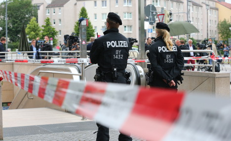 What is the link between the attacks in Germany last week?