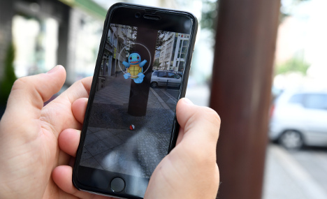 'Please stop playing Pokemon at Germany's Holocaust sites'