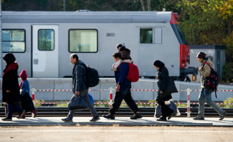 New record: Over 2 million migrated to Germany in 2015
