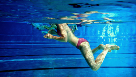 Police report increase in sex crimes at swimming pools