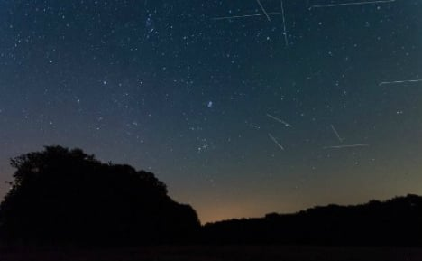 Top tips for watching the meteor shower in Germany