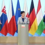 Eastern Europe pushes Germany for joint EU army