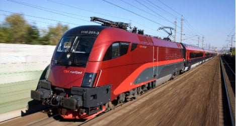 Two stabbed on Austrian train by German man