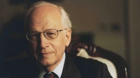 Controversial Berlin historian dies aged 93