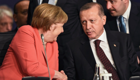 Germany accuses Turkey of supporting terrorism: report