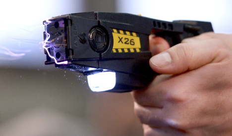 Berlin plans to be first state to arm police with tasers