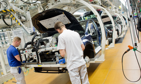 VW given green light to seize car parts from supplier