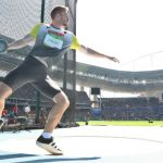 Christoph Harting has finally managed to step out of his famous brother Robert's shadow. While defending champion Robert was held back by lower back pain, Christoph outdid himself and came in first. Thomas Röhler brought in the second gold medal in the Athletics discipline at the Javelin Throw competition.Photo: DPA
