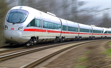 Travellers stuck after dozy train driver forgets Freiburg