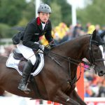 <b>Michael Jung</b>, the 34-year-old Olympic champion in both individual and team eventing, is aiming to secure yet another gold for Germany in the equestrian competition.  Photo: DPA