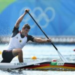 Sebastian Brendel repeated his success at the London games by winning the Men's Canoe Single 1000m race. He went on to take another gold along with his partner Jan Vandrey in the Double's competition.  Max Rendschmidt and Marcus Gross also got to celebrate twice, winning the Men's Kayak Double 1000m and the equivalent Kayak Four along with Tom Liebscher and Max Hoff. Photo: DPA
