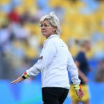 With a close win over the Swedish women's football team the German ladies took the Olympic title for the first time. It was also the last game for coach Sylvia Neid, who had helped the team to two World Cup and five European Cup victories in the past.Photo: DPA