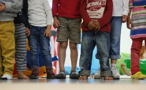 Almost 2 million children in Germany living in poverty