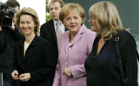 Accusation of sexism within Merkel's party creates uproar