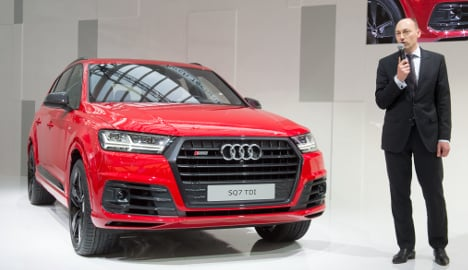 Audi tech chief leaves after reports link him to 'dieselgate'