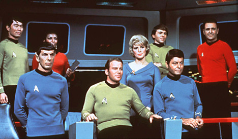 Nine things you never knew about Star Trek in Germany