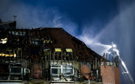 Fire at major Ruhr area hospital kills at least two