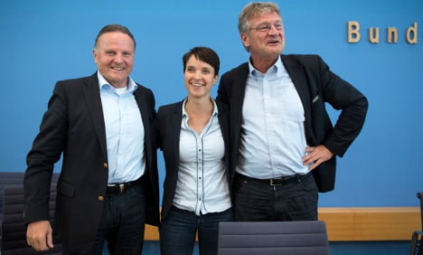 The AfD - is it fair to call them a far-right party?