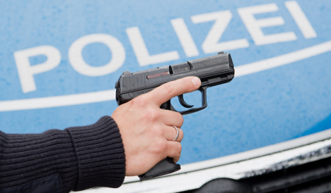 US cops killed 100 times more than German police in 2015