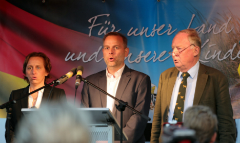 German Jewish leader: AfD rise is 'frightening'