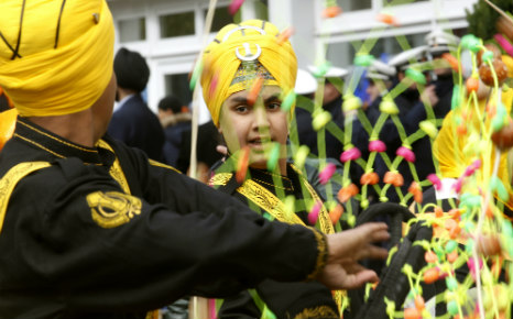 German official charged with spying on Sikhs for India