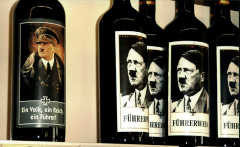 Pub owner faces jail for offering 'Hitler wine' to guests