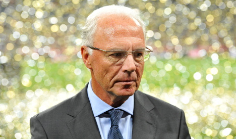 Beckenbauer 'paid millions' as World Cup committee chair