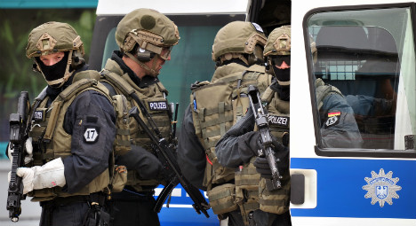 German police hold 3 refugees 'linked to Paris attackers'