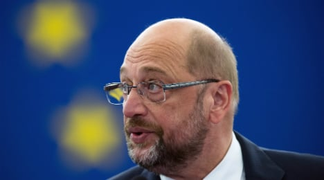 EU 'war' looms as German leader tries to cling to power
