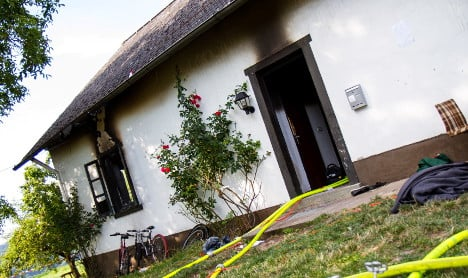 Man dies while trying to burn wife alive at refugee home