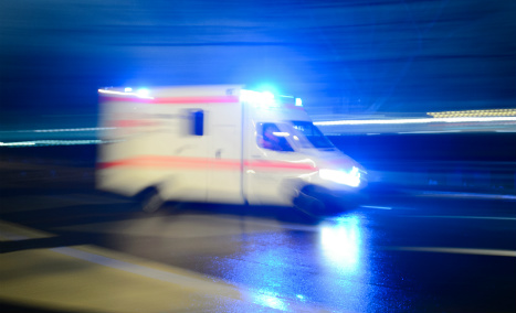 5-year-old hospitalized in racist attack in east Germany