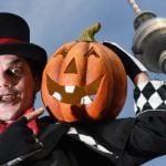 How the Gulf War brought Halloween to Germany