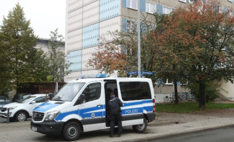 German police carry out nationwide anti-terror raids