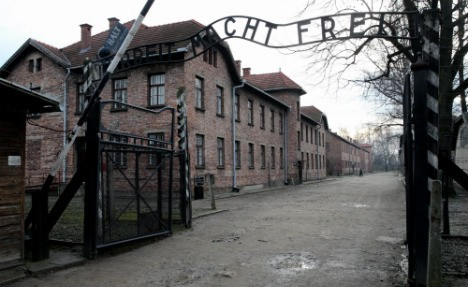 Long-delayed trial of aged Auschwitz medic collapses