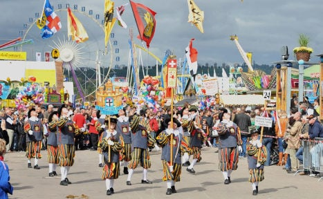 Introducing Swabians - 'the Scots of Germany'