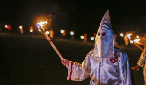 Four Ku Klux Klan groups active in Germany, says govt