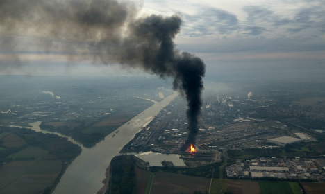 German chemical plant blast toll rises to four